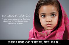 """""""Because of Them, We Can"""" is an adorable photo project that highlights some of the most influential and often overlooked figures of women's histor!"""