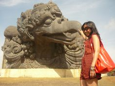 Garuda.. only in Indonesia