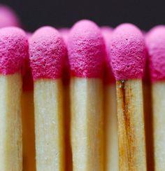 Hot Pink Matches:)