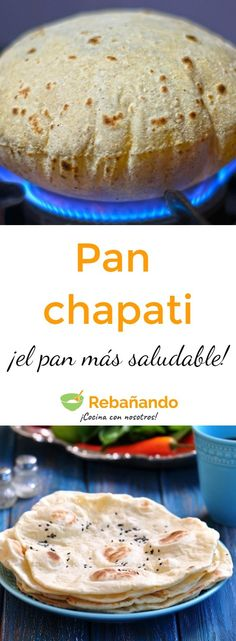Pin on Beauty Pin on Beauty Chapati, Pan Indio, Low Carb Recipes, Cooking Recipes, Fingerfood Party, Pan Dulce, Pan Bread, Polenta, Tan Solo