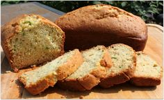 #FoodFunHop :: Lemon Pistachio Zucchini Bread by http://pandorasdeals.com