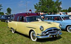 1953 Packard Clipper Henney Junior