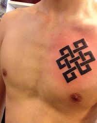 Image result for karma knot tattoo