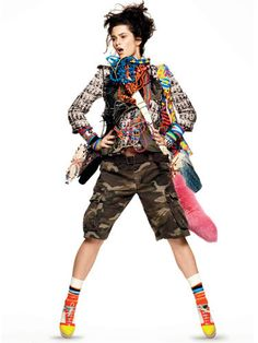 Most popular tags for this image include: fashion, girl and urban