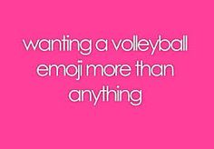 want volleyball emoji - Google Search