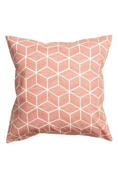 Capa de almofada em algodão | H&M