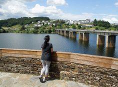 Vistas de #Portomarín #pilgrims #peregrinos #wayofstjames #caminodesantiago @turgalicia @galiciatb @tourisminspain