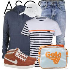 Sporty casual   Men's Outfit   ASOS Fashion Finder