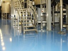 U crete HF  Your #industrial #concrete #flooring always needs that special attention for your staff as well as passersby. We provide #Ucrete #HF #flooring solution using top quality products.Please call us at 1-800-808-7773 extension 13.