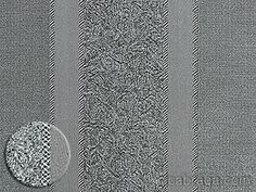 Ciça Braga - Papel de parede Papel de Parede Vinílico Castello (Italiano) - Listras (Tons de Cinza/ Detalhe com Brilho) - COLA GRÁTIS