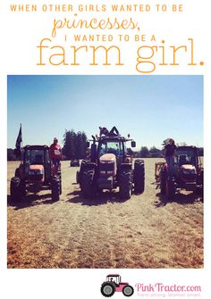 We love all the fantastic photos you all sent us of STRONG women in ag! Here's a little motivation for your morning. Thanks Kris for sharing this photo! www.titanoutletstore.com
