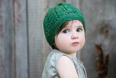 Aibhie's Hat - by Ginny Sheller, pattern for sale on Ravelry