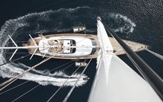 Foster   Partners_Yacht | The yacht won the Prix du Design at Monaco Yacht Show.