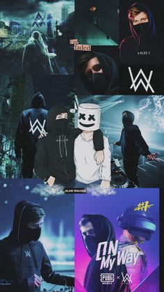 Alan Walker, Wallpaper, Awesome, Movie Posters, Wallpapers, Film Poster, Billboard, Film Posters