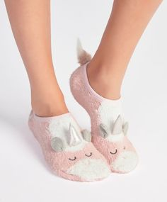 Oysho - Unicorn socks