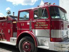 www.M37Auction.com: 1979 Hahn Fire Engine / Pumper Truck - Great Condition