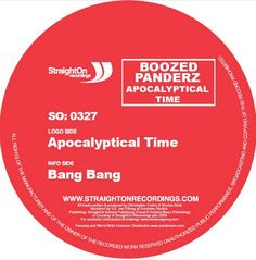 Boozed Panderz - Apocalyptical Time