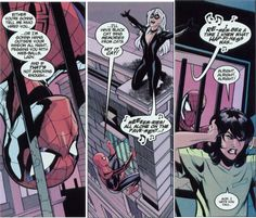 Black Cat Marvel and Spider-Man | share