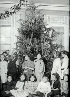 Christmas of days gone by.....