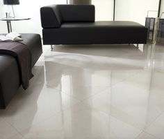 Porcelanosa flooring - Malta