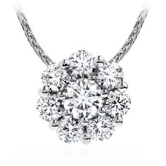 Hello, halo! Every girl could use some extra sparkle, and this necklace is just the thing.