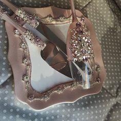 Blush Pink Wedding Cake, Burgundy Wedding Cake, Gold Wedding, Wedding Wall, Dream Wedding, Wedding Cake Cutting, Wedding Cake Server, Wedding Cakes, Cake Knife