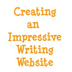 Writers need websites. Here's another great Squidoo resource for building one. Great links for free tutorials too.