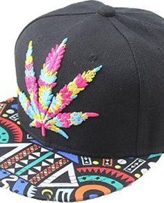 Snapback Cap Hat Item is unisex Green color