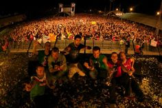 Foto finish en Viñarock 2013!! 60.000 personas!!