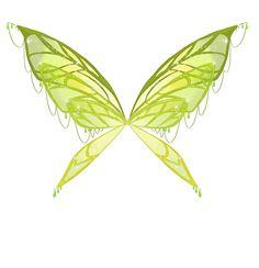 Lanea's enchantix wings by Moryartix on DeviantArt