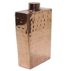 Copper Hand Hammered 8 Ounce Hip Flask #Buddha4all