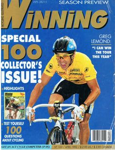 In light of my recent blog posts  concerning my genesis as an obsessive bike nut and the research that writing those posts involved, I've ...