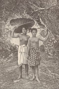 """Maids of Honour of a Samoan Village """"Taupo"""" Tribal Women, Tribal People, Vintage Photographs, Vintage Photos, Samoan Women, Indigenous Tribes, African Tribes, Historical Pictures, People Of The World"""
