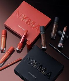 Makeup News: Dose of Colors x Nyma Tang Lip Sets Just Dropped Dose of Colors x Nyma Tang just dropped 2 new special-edition lip sets, created in collaboration with iconic beauty: Nyma Tang. Featured in the collab are 2 lip kits, which each have 4 full-size lip products: a matte liquid lipstick, a lip liner, a lip gloss, and a lipstick... Lip Sets, Coral Lips, Iconic Beauty, Makeup News, Dose Of Colors, Lip Products, Dark Skin Tone, Nude Lip, Beauty News