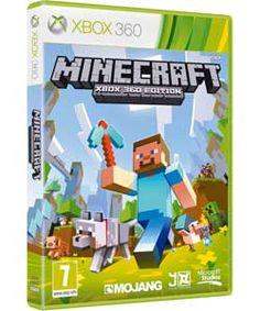 Minecraft - Xbox 360 Game.