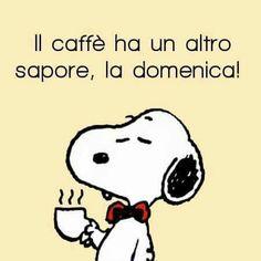 caffè... di domenica