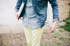 The Midwestyle: ESSENTIALS: The denim jacket