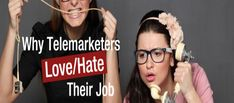 Why Telemarketers Love/Hate their Job We can see here that the telemarketer is in a love/hate relationship with his or her line of work. But taking these tips into account will surely help you love more the challenges telemarketing has in store. Business Events, Corporate Events, Trade Show, Lead Generation, Appointments, Get Started, Singapore, Hate, Knowledge