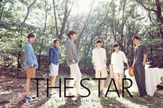 VIXX - The STar Magazine July Issue '15 New Boyfriend, Seo Hyun Jin, Celebrity Photos, Jung Taekwoon, Photoshoot, Btob, World, Stars, Vixx Hongbin