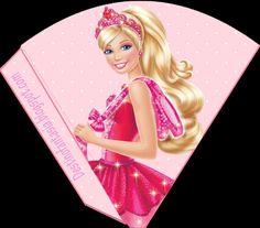 Cono Barbie.