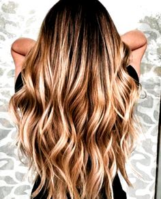 hair lengths long#hair #lengths #long Balayage Blond, Hair Color Balayage, Blonde Color, Hair Highlights, Honey Balayage, Blonde Hair, Californian Hair, Californian Highlights, Hair Color Guide