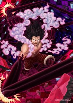 Luffy Snakeman || One Piece #onepiece #op #anime #manga #plusultra