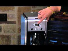 Cuisinart Kávéfőző filteres 1425W, 1,8 L CUDCC2650E