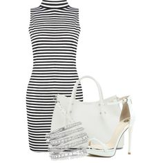 Untitled #94 by beautifully-ambitious on Polyvore featuring polyvore fashion style Boohoo River Island Vince Camuto Gucci