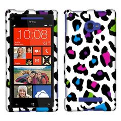 Really cool, isn't it? Here's a chance to get a fascinating case but at the same time keep your phone in safety. $6.99, free shipping in the US and Canada.   http://www.acetag.com/htc-windows-phone-8x-zenith-colorful-leopard-texture-b2-faceplate-snap-on-hard-cover-case.html #Acetag #HTC