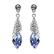 Shinning and Beautiful Crystal Earrings -you won't believe the price!!!
