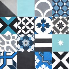 Mosaics and retro on pinterest - Mosaic del sur ...