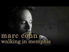 Marc Cohn - Walking in Memphis (Official Music Video) Hit Songs, Music Songs, Music Videos, Marc Cohn, Carly Simon, Linda Ronstadt, Warner Music Group, One Hit Wonder, Music