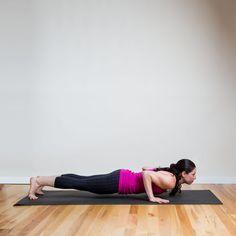 How to Do Chaturanga Push-Ups | POPSUGAR Fitness