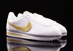 The Nike Cortez has been back in a big way this fall, with everything from the OG looks, to a NikeLab remodel, to a collab with Undefeated. Now the Cortez goes extra classy just for the ladies, featuring a pristine … Continue reading →